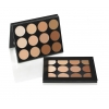 Celebré Pro-HD Pressed Powder Foundation 12- Color Contour/Highlight Palette